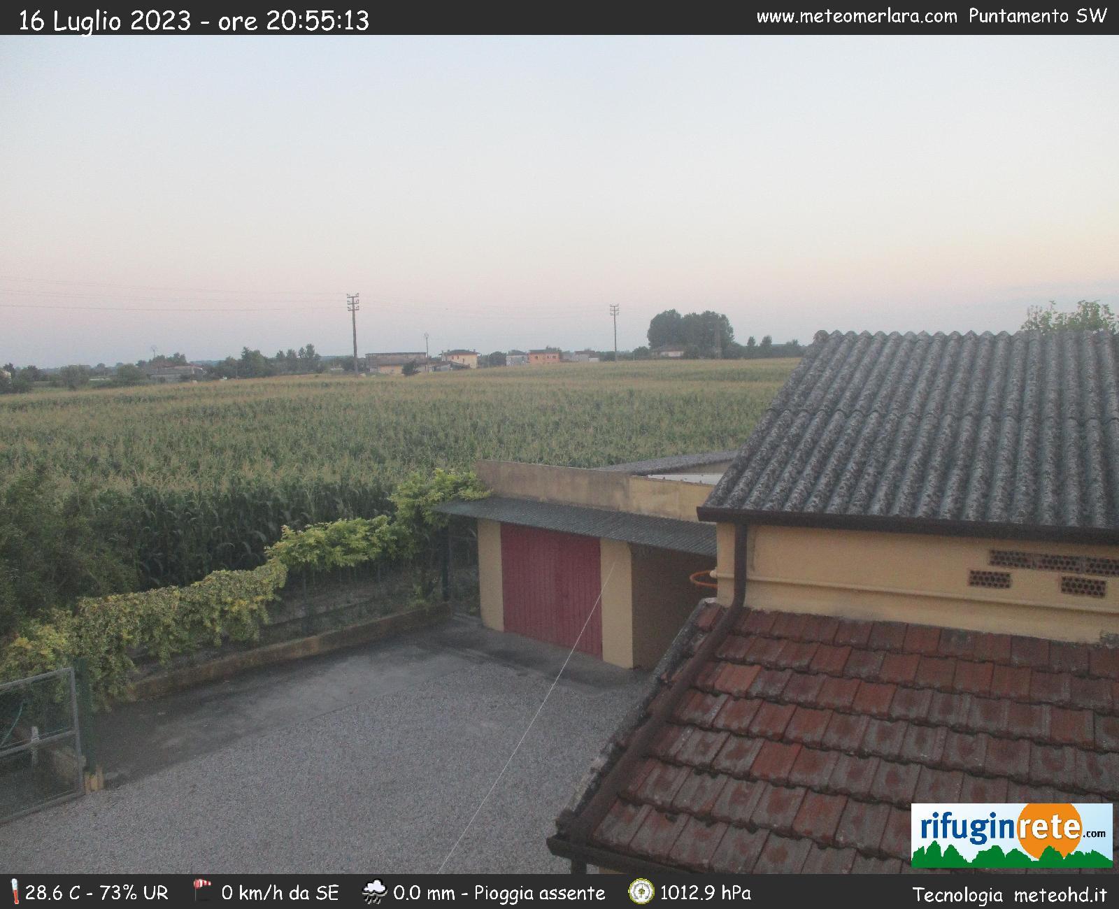 Webcam Merlara (RO)